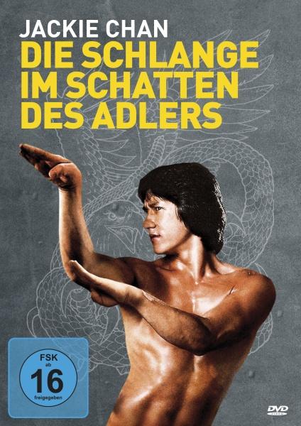 Jackie Chan: Die Schlange im Schatten des Adlers (DVD)