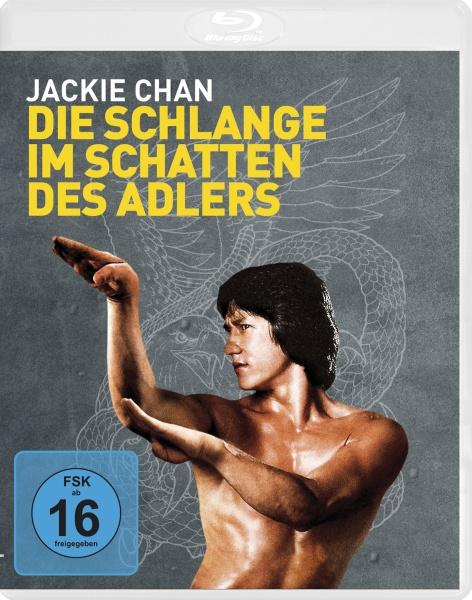 Jackie Chan: Die Schlange im Schatten des Adlers (Blu-ray)