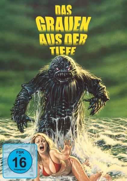 Das Grauen aus der Tiefe (DVD)