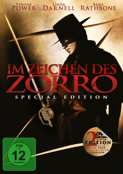 Im Zeichen des Zorro - Special Edition (The Mark of Zorro) (2 DVDs)