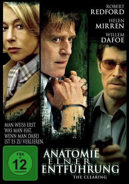 Anatomie einer Entführung (The Clearing) (DVD)