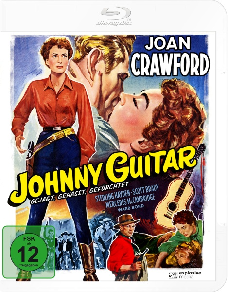 Johnny Guitar - Gejagt, gehaßt, gefürchtet (Blu-ray)
