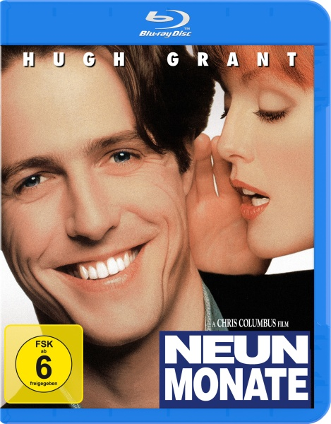 Nine Months - Neun Monate (Blu-ray)