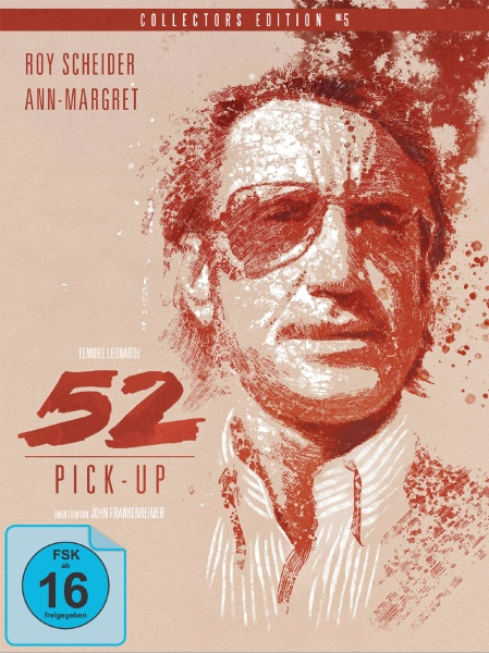 52 Pick-Up (Digipack, Blu-ray + DVD)