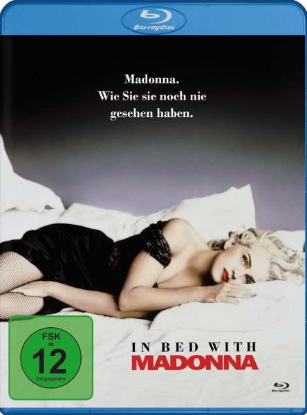 In Bed with Madonna (Blu-ray)