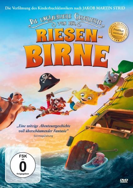 Die unglaubliche Geschichte von der Riesenbirne (DVD)