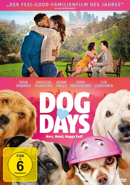 Dog Days - Herz, Hund, Happy End! (DVD)