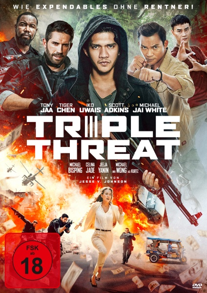 Triple Threat (DVD)