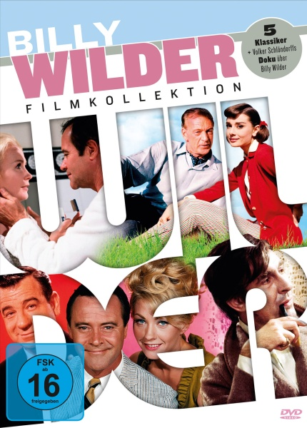 Billy Wilder Collection (6 DVDs)