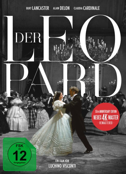 Der Leopard - Remastered Edition (DVD)