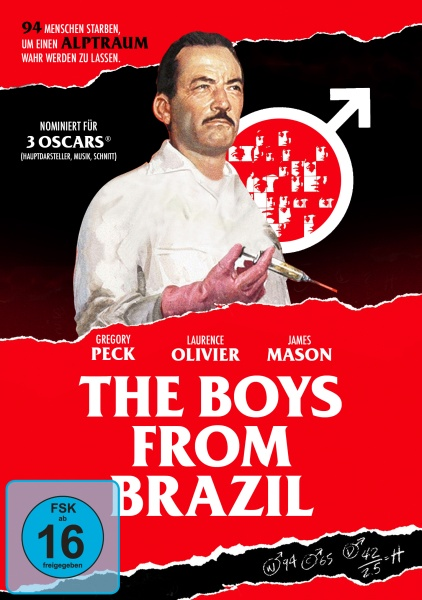 The Boys from Brazil - Special Edition (DVD)