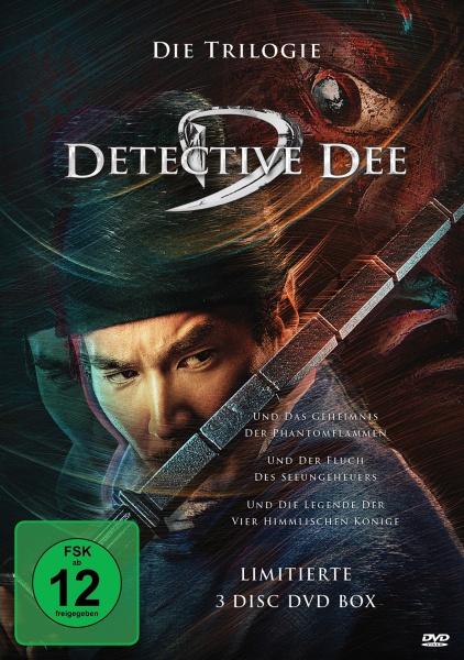 Detective Dee - Trilogiebox (3 DVDs)
