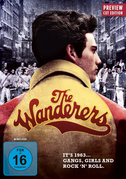 The Wanderers - Preview Cut Edition (DVD)