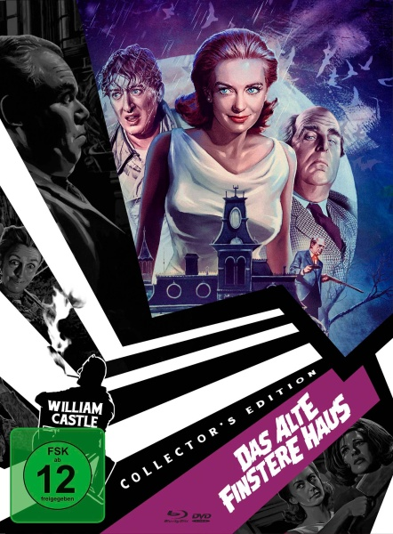 Das alte, finstere Haus (William Castle Collection #2) (Blu-ray + DVD)