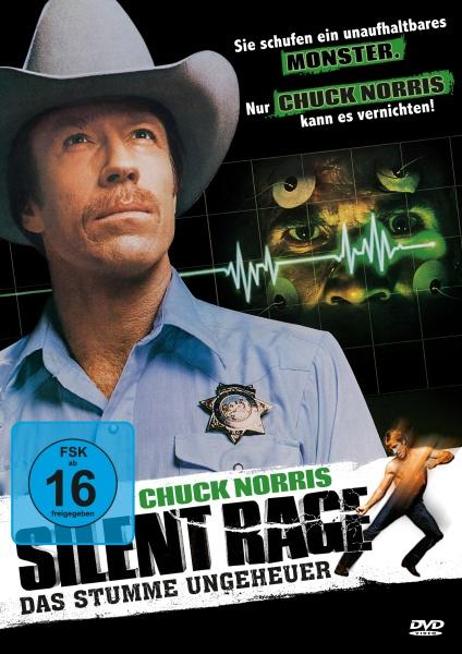 Silent Rage - Das stumme Ungeheuer (DVD)