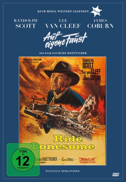 Auf eigene Faust (Edition Western-Legenden #59) (DVD)