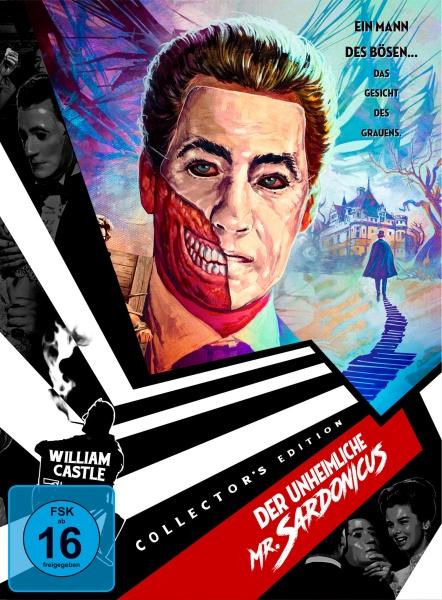 Der unheimliche Mr. Sardonicus (William Castle Collection #1) (Blu-ray + DVD)
