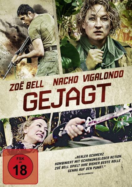 Gejagt (DVD)