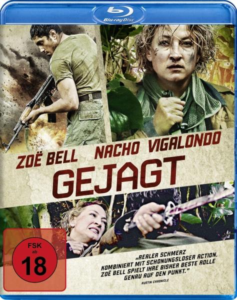 Gejagt (Blu-ray)
