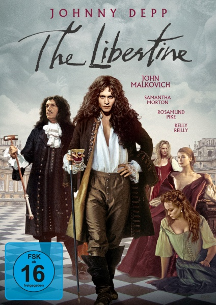 The Libertine - Sex, Drugs & Rococo (DVD)