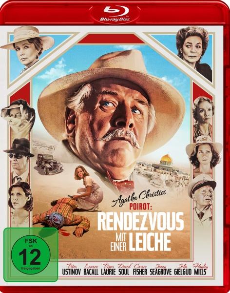 Poirot: Rendezvous mit einer Leiche (Blu-ray)