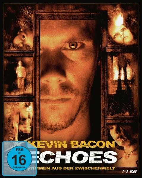 Echoes - Stimmen aus der Zwischenwelt (Mediabook A, Blu-ray + DVD)