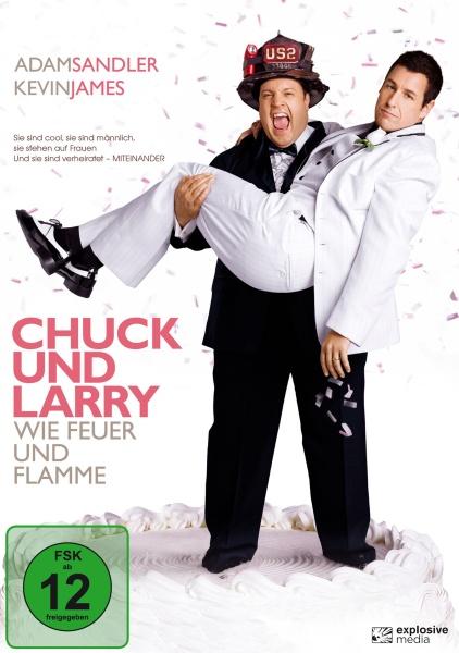 Chuck und Larry - Wie Feuer und Flamme (DVD)