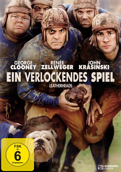 Ein verlockendes Spiel (Leatherheads) (DVD)
