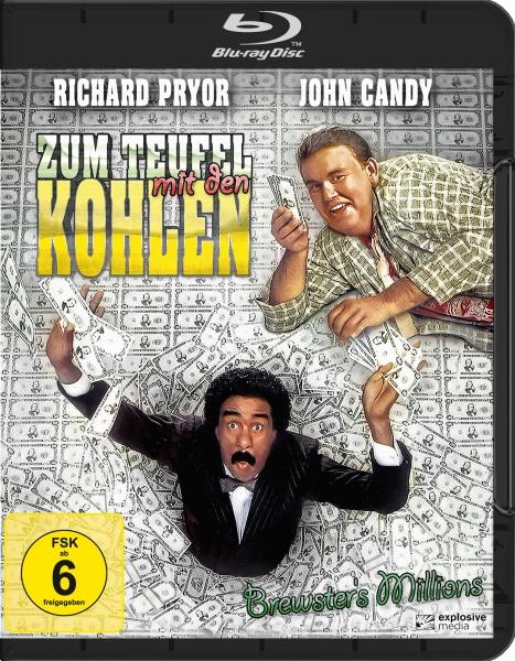 Zum Teufel mit den Kohlen - Brewster's Millions (Blu-ray)