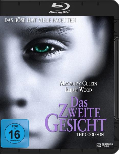 Das zweite Gesicht (Blu-ray)