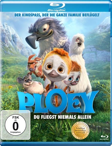 Voll verfedert - Du fliegst niemals allein (Blu-ray)