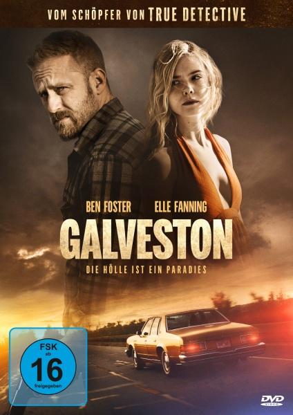 Galveston - Die Hölle ist ein Paradies (DVD)