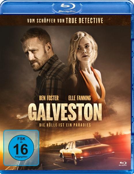 Galveston - Die Hölle ist ein Paradies (Blu-ray)
