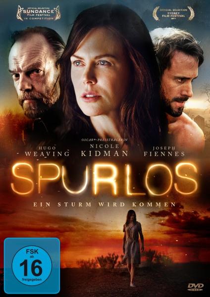 Spurlos - Ein Sturm wird kommen (DVD)