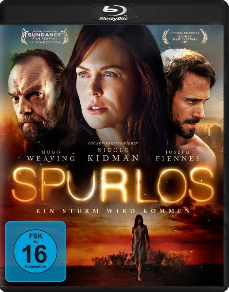 Spurlos - Ein Sturm wird kommen (Blu-ray)