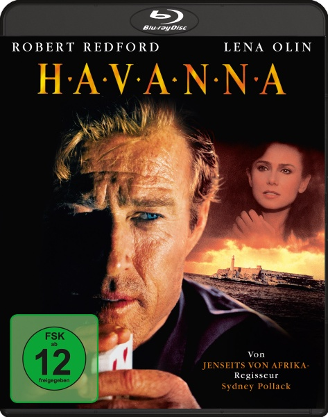 Havanna (Robert Redford) (Blu-ray)