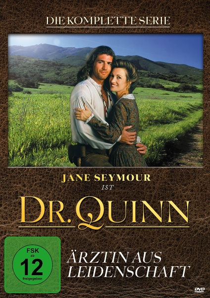 Dr Quinn - Ärztin aus Leidenschaft - Die komplette Serie mit Film (Keepcase) (37 DVDs)