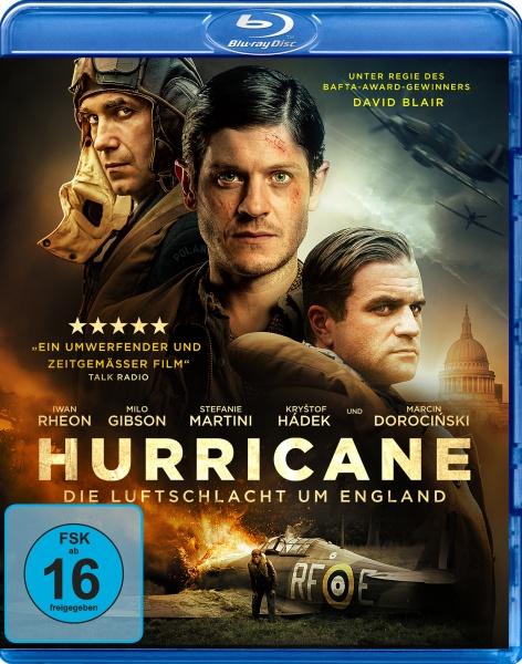 Hurricane - Luftschlacht um England (Blu-ray)