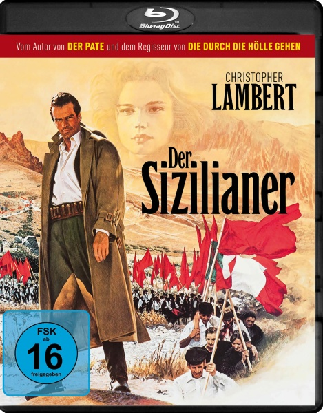 Der Sizilianer (Blu-ray)