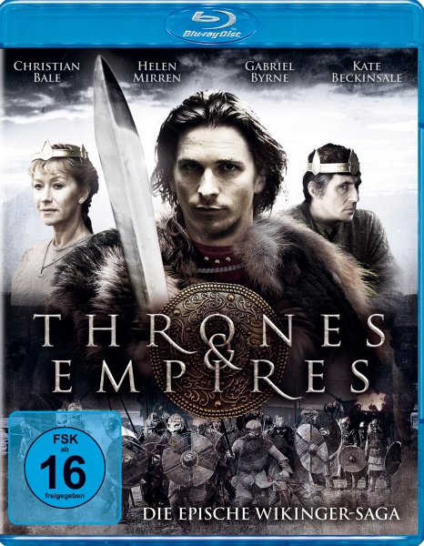 Thrones & Empires (Blu-ray)