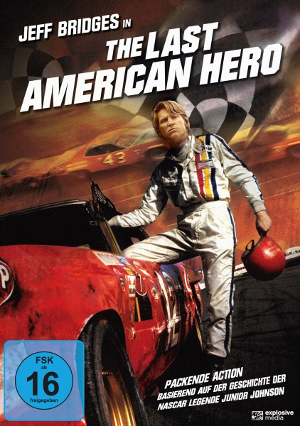 The Last American Hero - Der letzte Held Amerikas (DVD)