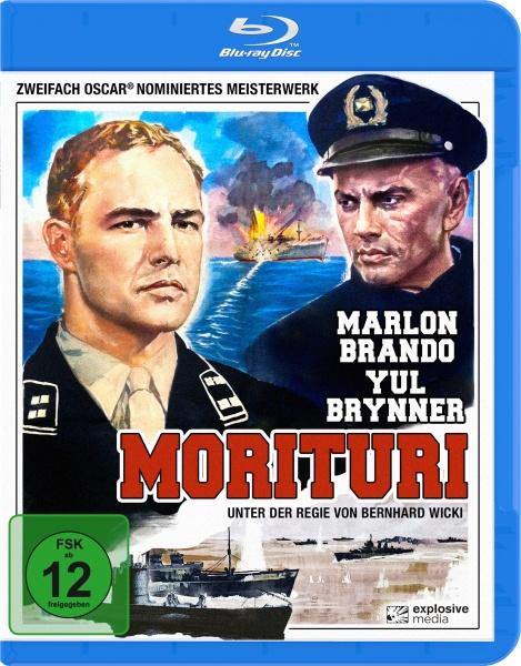 Morituri (Blu-ray)