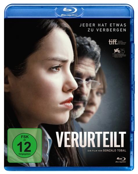 Verurteilt - Jeder hat etwas zu verbergen (Blu-ray)