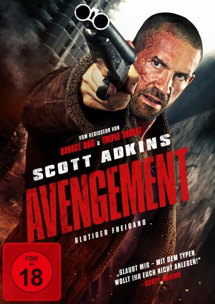 Avengement - Blutiger Freigang (DVD)
