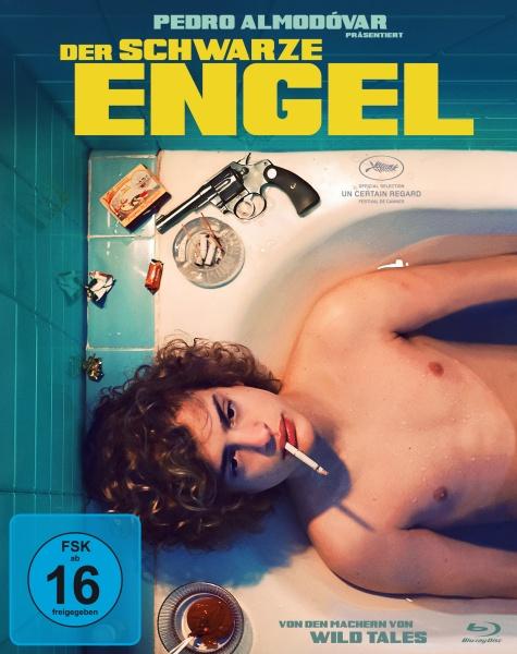 Der schwarze Engel (Blu-ray)