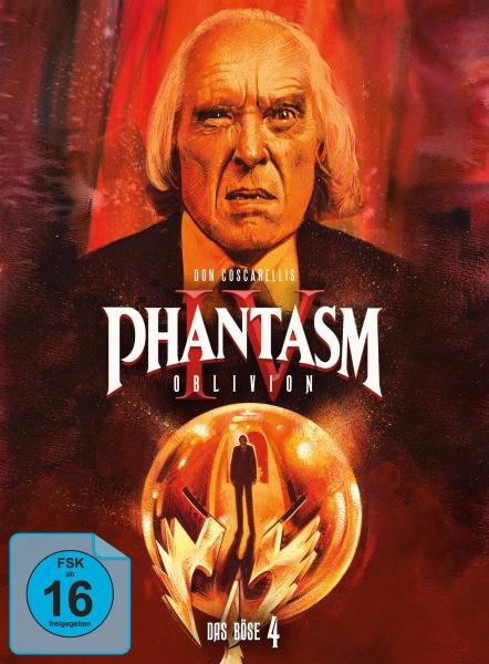Phantasm IV - Das Böse IV (Mediabook A, 1 Blu-ray + 2 DVDs)