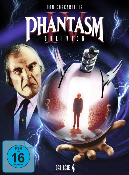 Phantasm IV - Das Böse IV (Mediabook B, 1 Blu-ray + 2 DVDs)