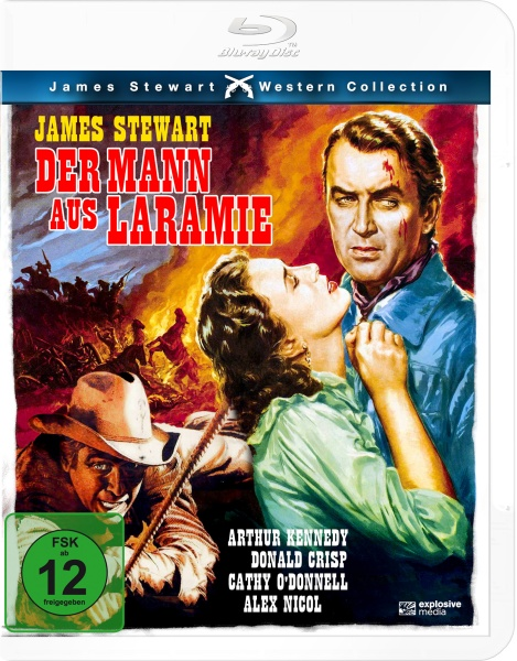 Der Mann aus Laramie (The Man from Laramie) (Blu-ray)