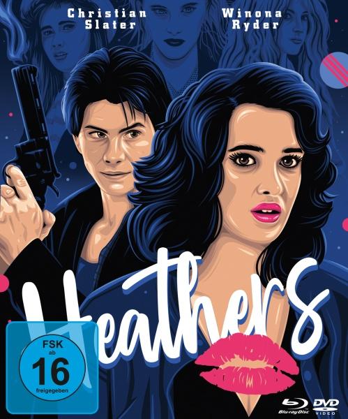 Heathers (Mediabook, 2 Blu-rays + 1 DVD)