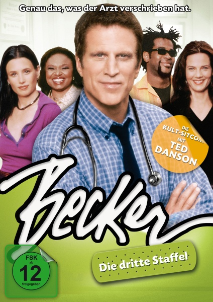 Becker - Staffel 3 (3 DVDs)